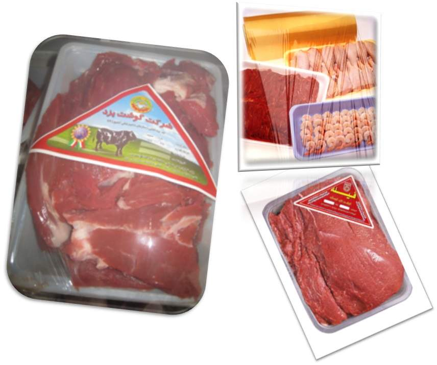 پاورپوینت بررسی بسته بندی گوشت