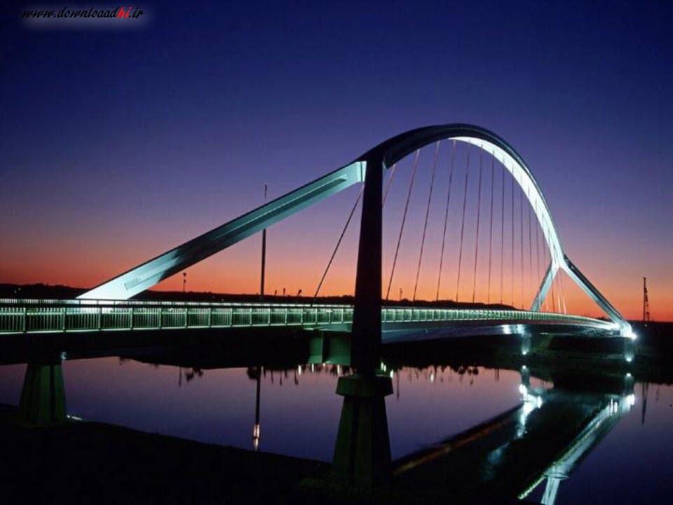 دانلود پاورپوینت كنفرانس سازه پل